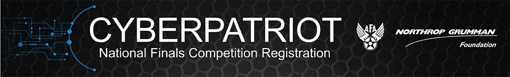 Air Force Association's CyberPatriot XII National Finals Competition